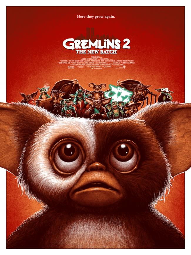 Adam Rabalais » Gremlins 2: The New Batch